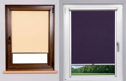 Rolety okienne wewnętrzne